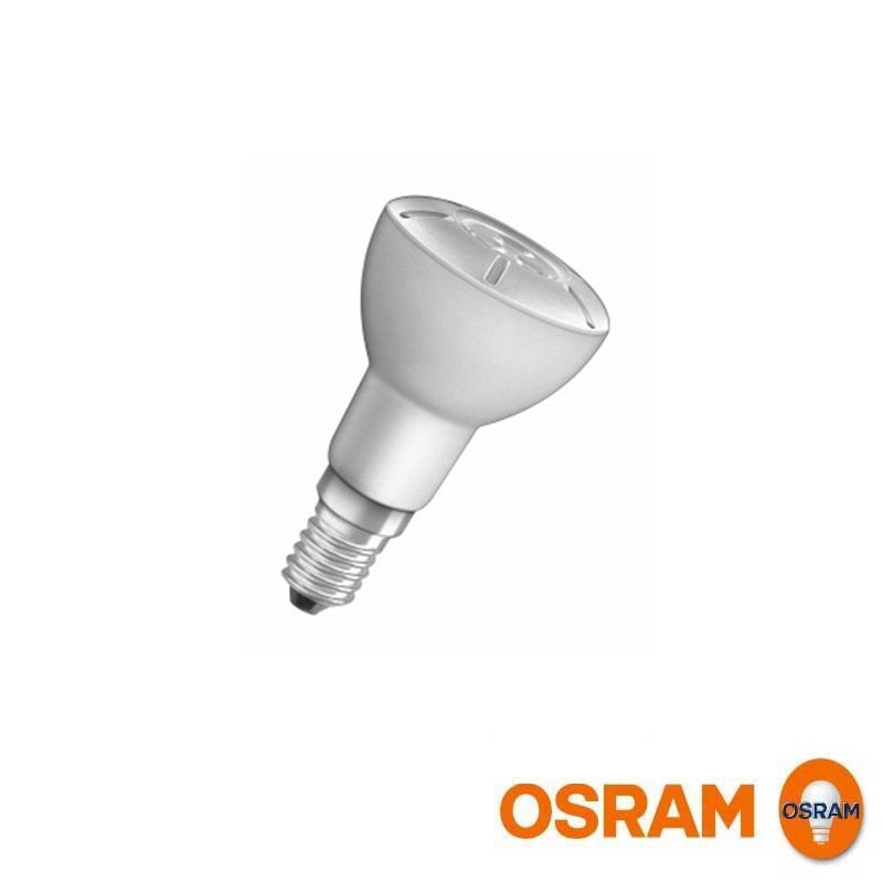 osram bulb parathom r50 40 30 led e14 230v 4w 40w 196lm. Black Bedroom Furniture Sets. Home Design Ideas