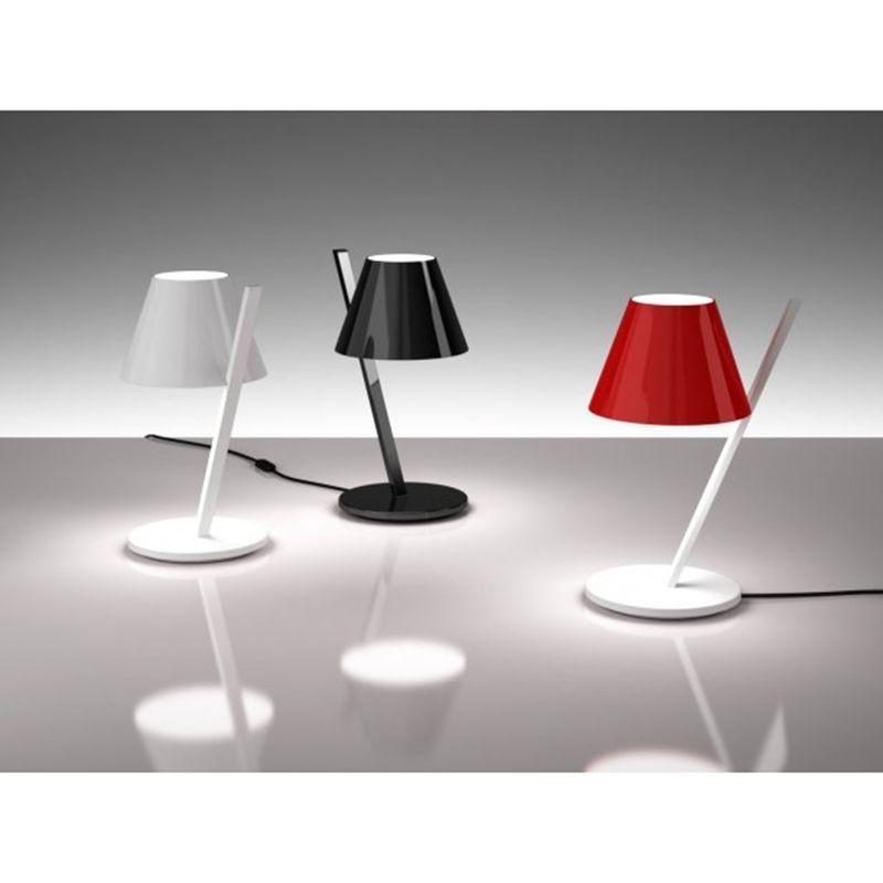 Artemide la petite lampada da tavolo bianco diffusione for La lampada srl