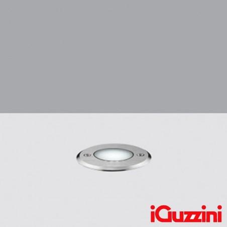 iGuzzini BD71 Ledplus LED 0.7W 24V 3000K Recessed Outdoor Floor Uplight IP68