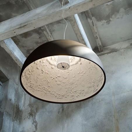 Flos Skygarden 1 Pendant Suspension Lamp Rusty brown F0001047
