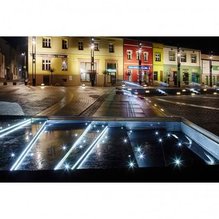 iLed NITUM-Q 2 Recessed Spotlight LED 1W 3000K 113lm 30° Square White
