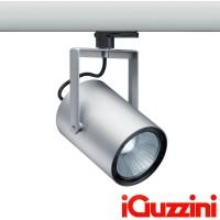 iGuzzini MK99.074 LED Front Light Proiettore da Binario 27W Alluminio