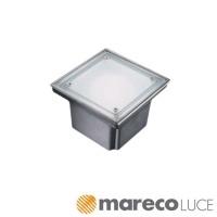 Mareco Zenith Apparecchio LED Incasso Esterno o Interno Calpestabile CA031436