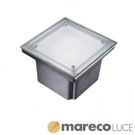Mareco Zenith 4 Recessed Luminaire Outdoor Indoor Walkable CA041408