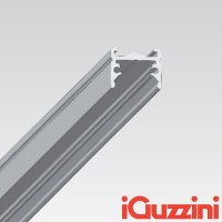 iGuzzini MXK9 Underscore 15 White 2M Profile Linear Low Minimal for LED strip