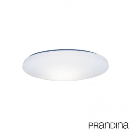 Prandina Asia C1 R7S 200W Ceiling or Wall Lamp Glass