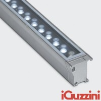 iGuzzini BB71 Linealuce 24W 4200K LED beacon wall mounted projector suspension