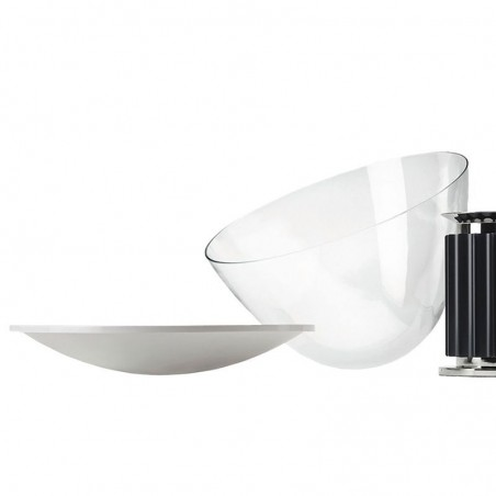 Flos Glass Diffuser with Reflector for Taccia LED or Halo F6510000