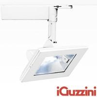 IGuzzini 4817.001 Parallel 150W RX7s Bianco proiettore ioduri metallici Binario