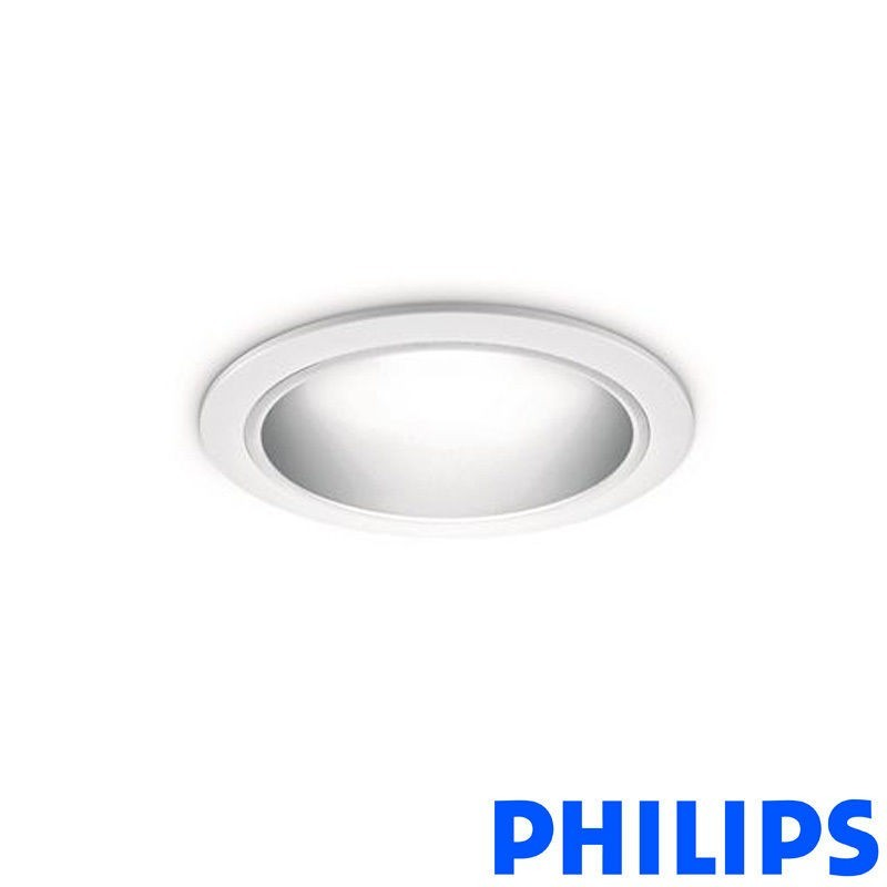 Faretto A Incasso Led.Philips Latina Led Mini Faretto Incasso 20w 3000k 1100lm Bbs160