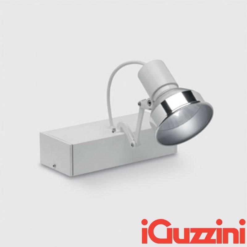 IGuzzini MB24 Tilt proiettore orientabile G8,5 70W bianco