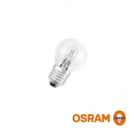 Osram P PRO Classic 64542 E27 28W 2900K 405lm 230V HALOGEN MINI BALL GLOBE bulb