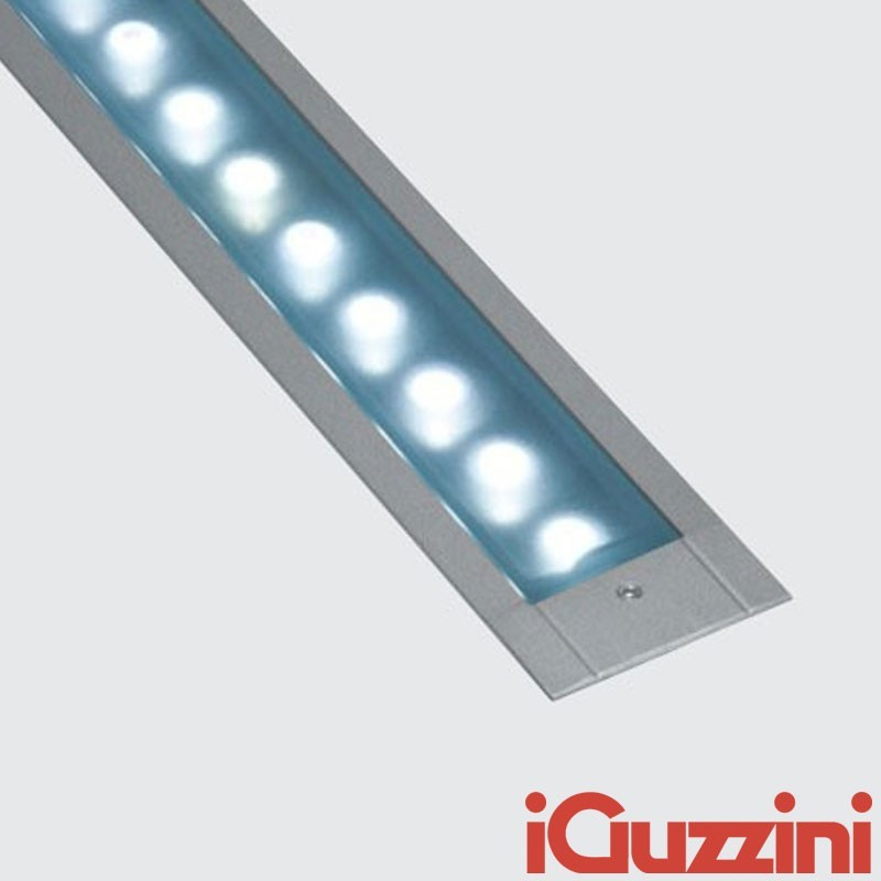 IGuzzini BA68 Linealuce 32W LED 3200K faro incasso Parete Soffitto reccessed