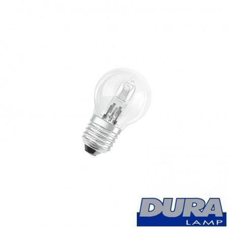 Duralamp E27 40W 3000K 230V HALOGEN MINI BALL GLOBE bulb