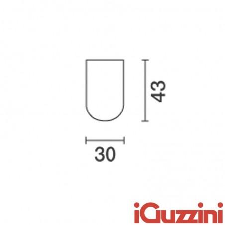 IGuzzini 560 Mini Reglette 14-21-28-35W 3000K 4000K soffitto parete