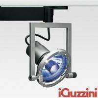 IGuzzini 4884 Metro Grigio G8,5 70W proiettore orientabile binario