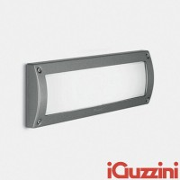IGuzzini 7131 Walky recessed exterior wall fluorescence