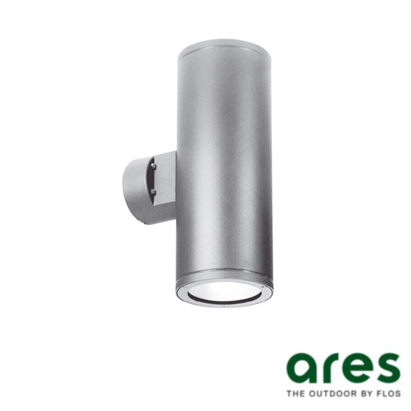 Ares Maxi Ada Applique Biemission Wall Lamp 2X70W G12 for outdoor
