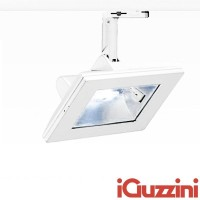 IGuzzini 4818.001 Parallel 150/300W R7s White projector Floodlight for track