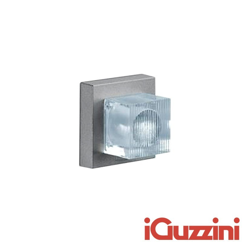IGuzzini BB07 Glim Cube LED Light Warm 3200K lamp Wall Outside Outdoor