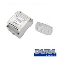 Duralamp Ricevitore e Telecomando per Controllo Lampade PAR56