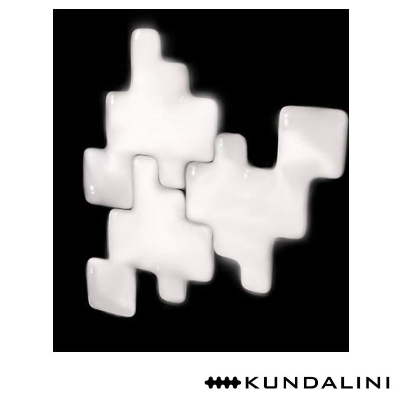 Kundalini Pixel Applique Wall Lamp LED