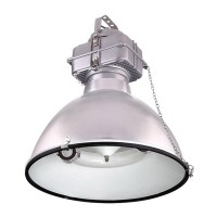 LDV High Bay LIGHT Circular 250W Iduction Lamp Tube Industrial Suspension 4000k