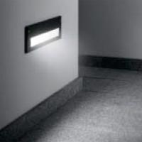 Zumtobel BEGA 2115W Wall 18W Outdoor Wall Spotlight White IP65