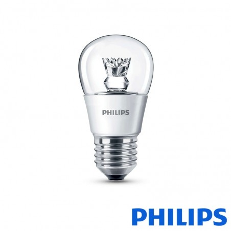Philips Lampadina Master LEDluster D 6-40W E27 827 2700K Luce calda