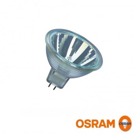 Osram Decostar 51 Dichroic MR16 50W 12V GU5.3 3000K 870lm Halogen Bulb