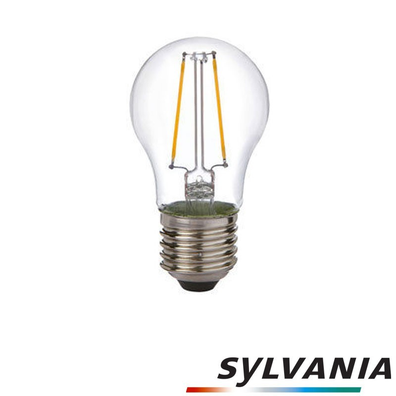 SYLVANIA ToLEDo LED Retro Vintage Ball Clear Lamp E27 2.5W-25W 250 lm 2700K