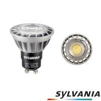 SYLVANIA RefLED Superia ES50 V2.1 Dimmable Dim 6.5W-73W 525lm GU10 40° 3000K 830