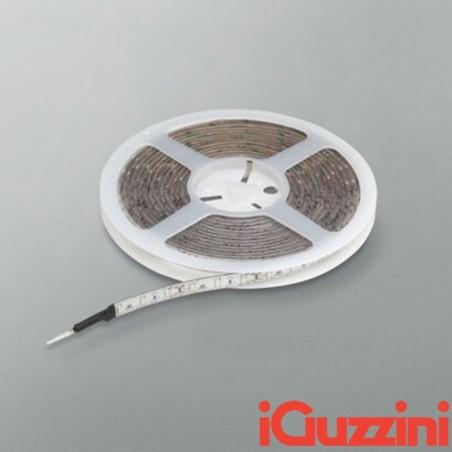 IGuzzini Underscore15 LED Strip Tube 4.8W 12V IP65 Stagna 5 Metri Striscia