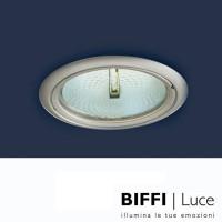 Biffi Luce 5709 Faretto da Incasso Ioduri Metallici 150W D.230mm