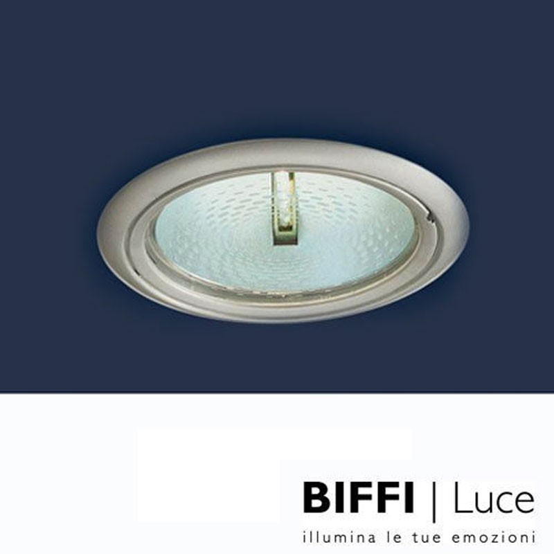 Biffi Luce 5709 Recessed Spotlight Metal Halide 150W D.230mm