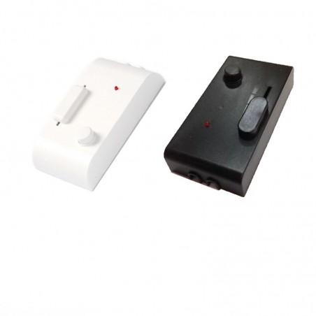 Varialuce a Pedale con Pulsante Accensione ON OFF 60-300W 230V con Spia LED