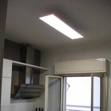 PAN Sibilla INC1253 LED 40W 3000K 30x120 Tableau Pannello Incasso Soffitto