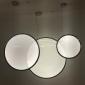 Artemide Discovery Vertical suspension LED by Ernesto Gismondi
