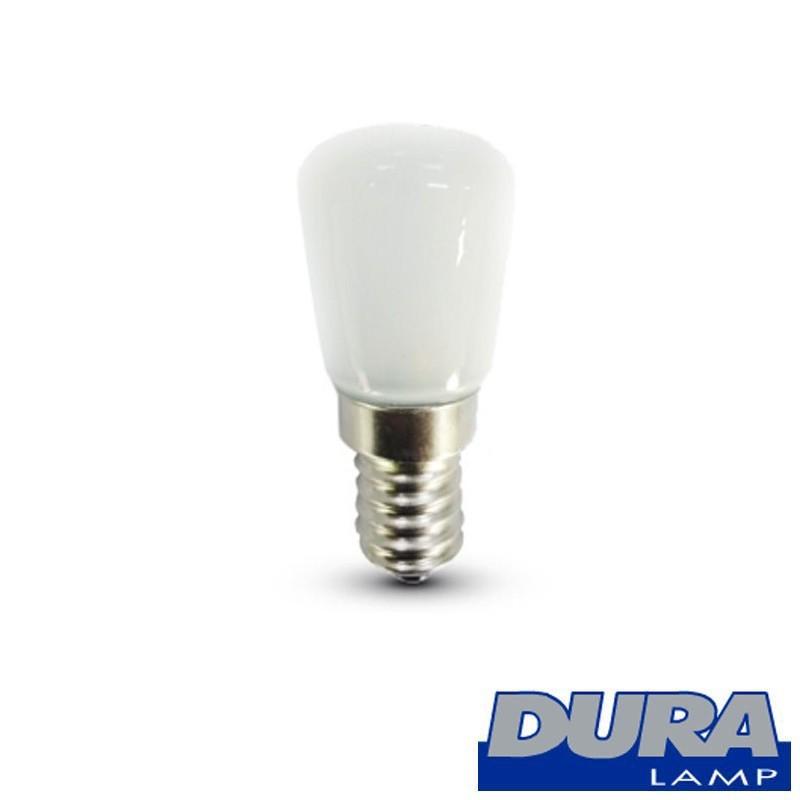 Duralamp small pear bulb led 2w 115lumen 2700k
