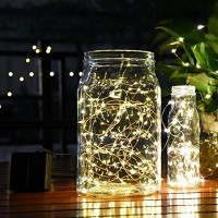 New lamps Copper Wire string lights in 240V with 300 micro LED 30m warm light for Outdoor IP44