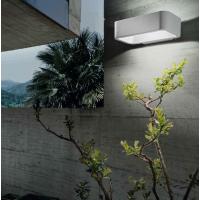 Perenz 5910B LED Applique Lampada Esterno 5W 196lm IP54 Bianco