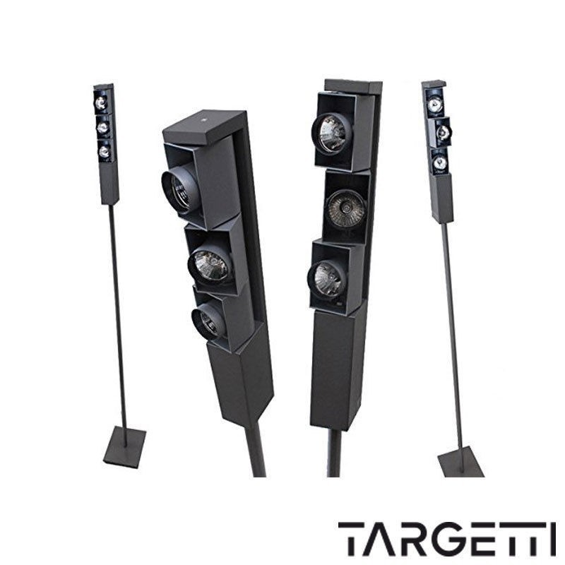 Targetti mini vector floor by floor lamp 3x35W directional LED 1t0968