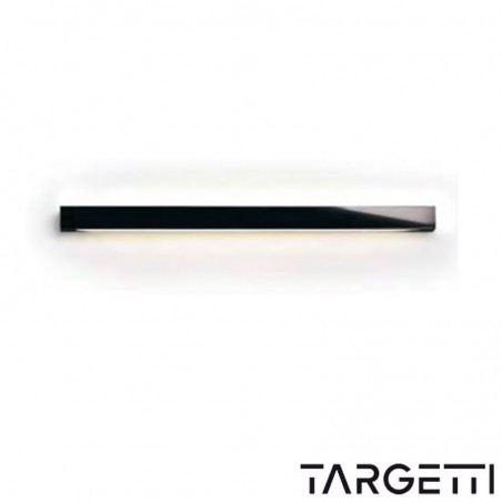 Targetti Esedra Minima Applique Wall Lamp Black G5 54W 396635