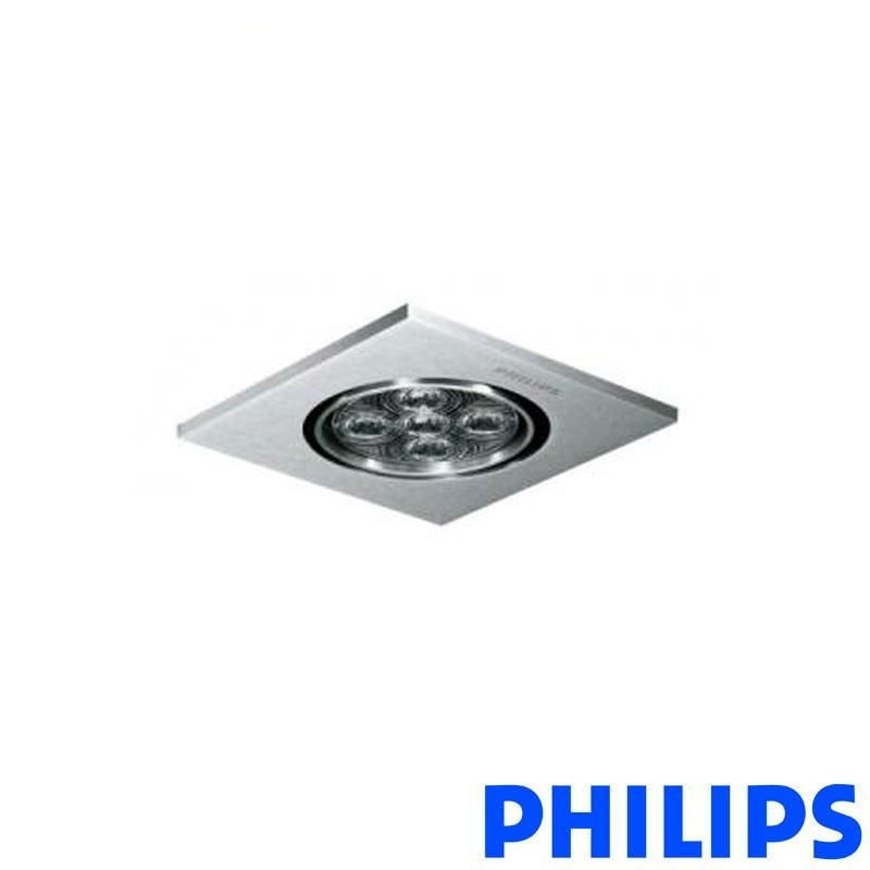philips spot led iii 5x recessed spotlight 10w 4000k 20v dimmable diffusione luce srl. Black Bedroom Furniture Sets. Home Design Ideas
