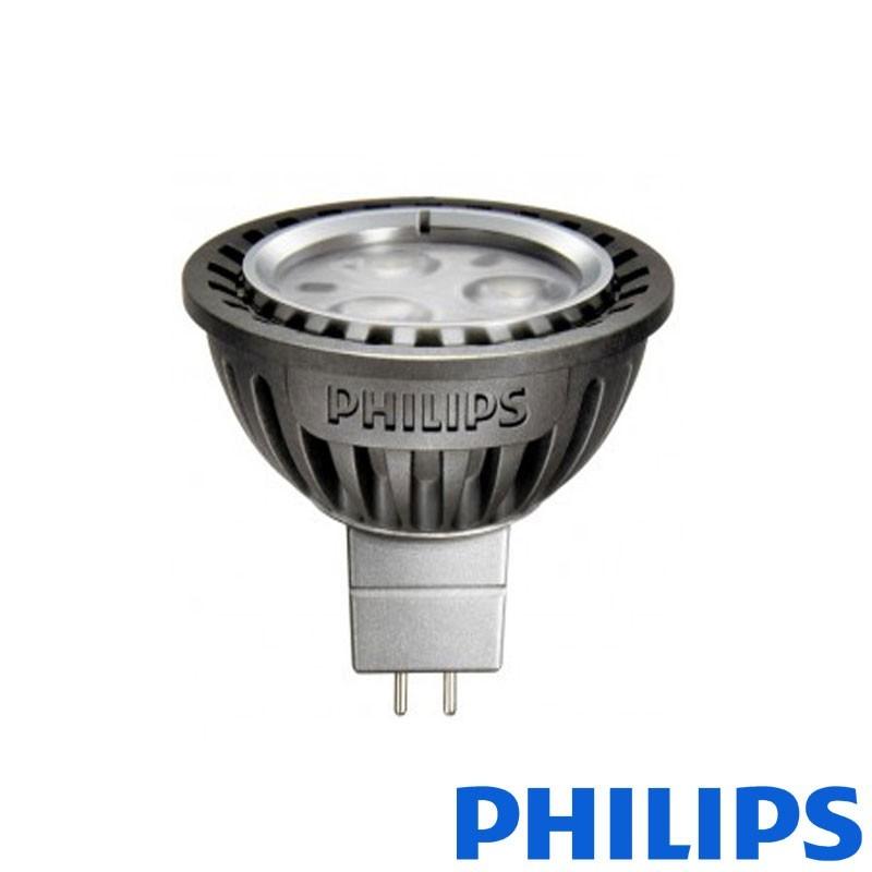Philips master led spot lv 4w gu5.3 mr16 3000k 24d 12v 898248 lampadina led