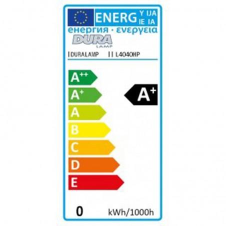 DURALAMP Deco LED High Power 40 E27 Lampadina 40W 4000K 3850lm