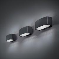 Ideal Lux Andromeda AP1 Applique Lampada da Parete LED E27 Esterno IP55