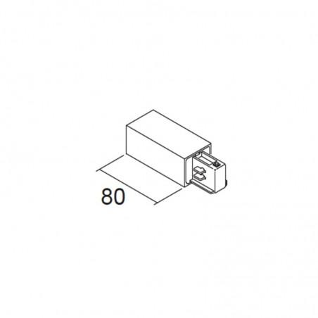 Ivela Power Right DX Grey Binary Three Phase
