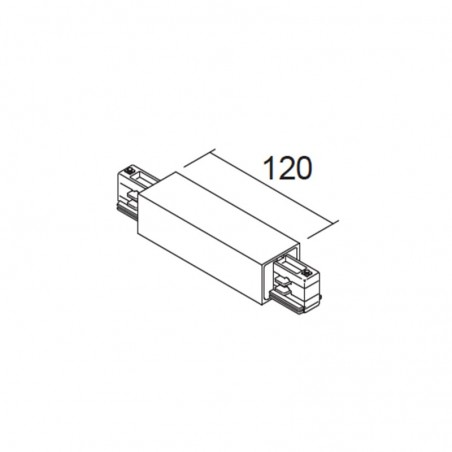 Ivela power linear joint gray phase track