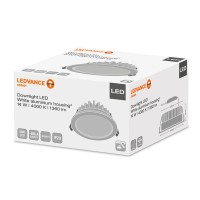 Osram LEDVANCE Downlight LED Faretto Incasso 14W 4000K 1360 lm